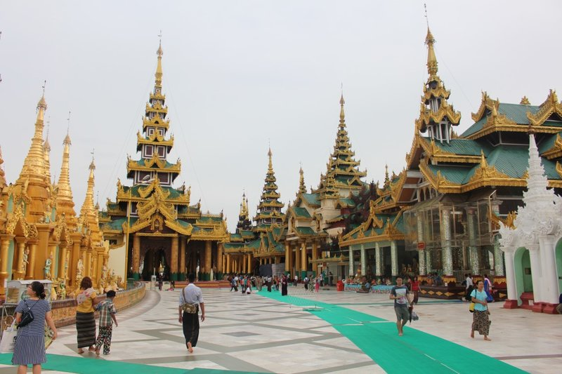 Yangon – Myanmar: 5 days 4 nights
